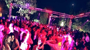 Location estive Festa 18 anni Milano