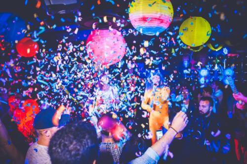Hollywood Milao festa 18 anni