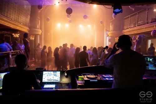 Studio 69 Milano festa 18 anni