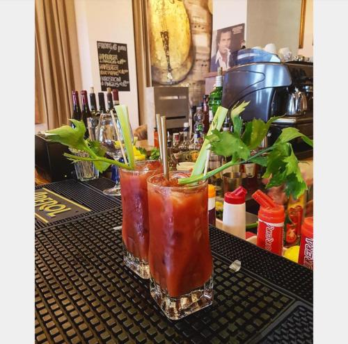 Deep Milano cocktail
